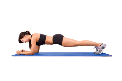 Core Strength Exercise